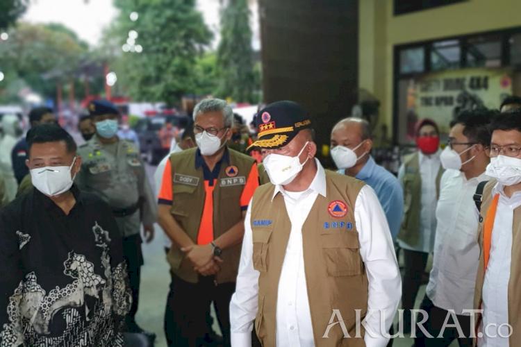 Bahu-membahu Persenjatai Relawan Ujung Tombak Penanggulangan Pandemi COVID-19 - Foto 1