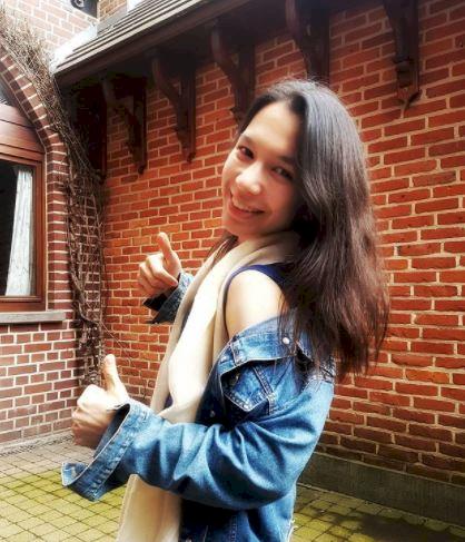 5 Potret Manis Liane Tan, Atlet Belgia Keturunan Indonesia yang juga Dokter Gigi - Foto 2