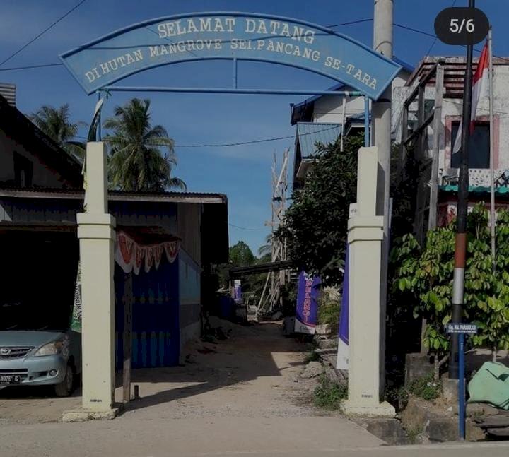 Wisata Di Perbatasan, Ada Tracking Mangrove Dan Rumah Dua Negara - Foto 1