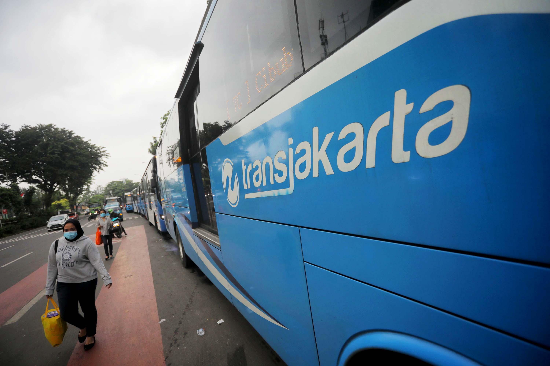 Tabrakan Maut, Polisi Akan Cek Rekam Medis Sopir Bus Transjakarta