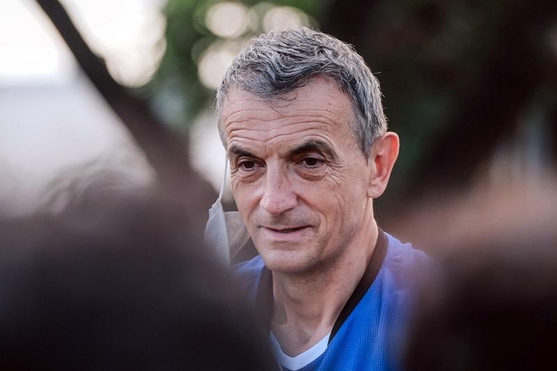 Jelang Bentrok, Pelatih PSM Lempar Pujian ke Pelatih Persik