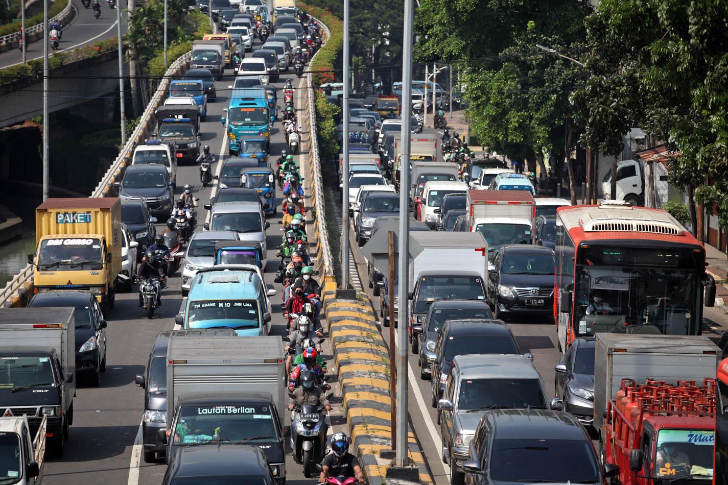 Jakarta Kota Terburuk di Dunia, Wagub: Pak Anies Tentu Ingin Lebih Baik