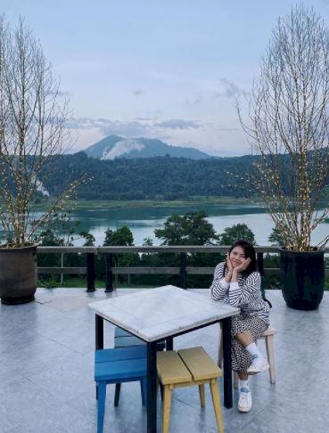 5 Foto Memesona Liburan Greysia Polii di Manado, Bak Wisata ke Eropa - Foto 1