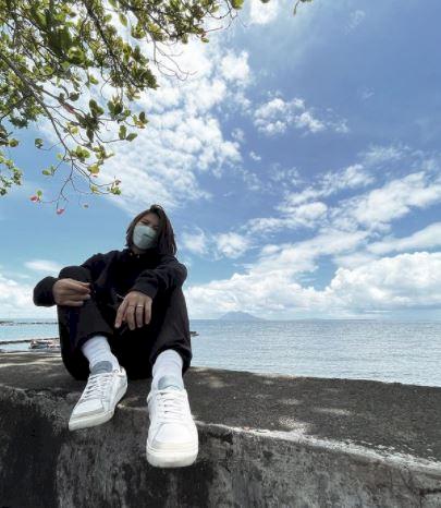 5 Foto Memesona Liburan Greysia Polii di Manado, Bak Wisata ke Eropa - Foto 3