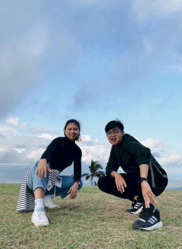 5 Foto Memesona Liburan Greysia Polii di Manado, Bak Wisata ke Eropa - Foto 5
