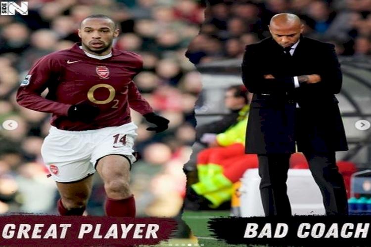 5 Foto Great PlayerGreat Coach, Great PlayerBad Coach Ini Bikin Pendukung Arsenal Merana - Foto 3