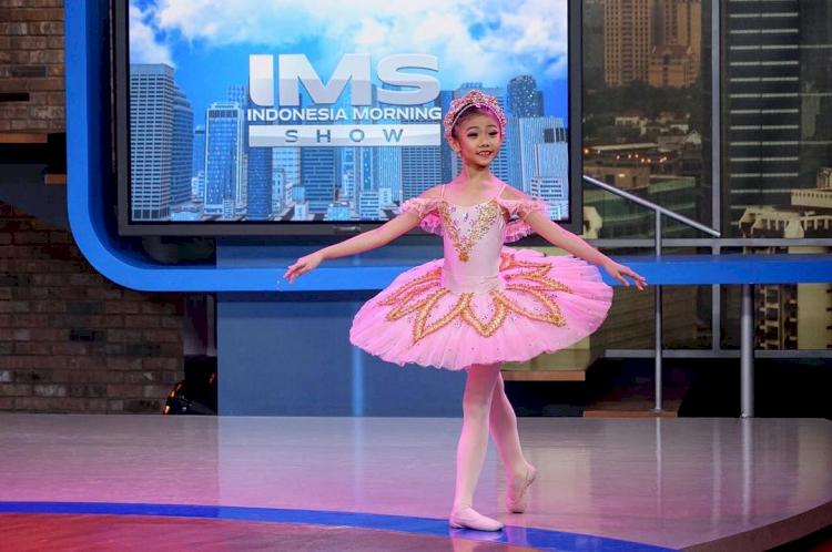 Capai Prestasi Internasional, Ini 3 Balerina Muda Indonesia di Mata Dunia - Foto 1