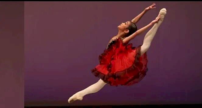 Capai Prestasi Internasional, Ini 3 Balerina Muda Indonesia di Mata Dunia - Foto 3