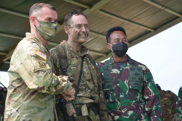 Garuda Shield ke-15 Resmi Digelar, Simak Pesan KASAD dan Commanding General USARPAC - Foto 2