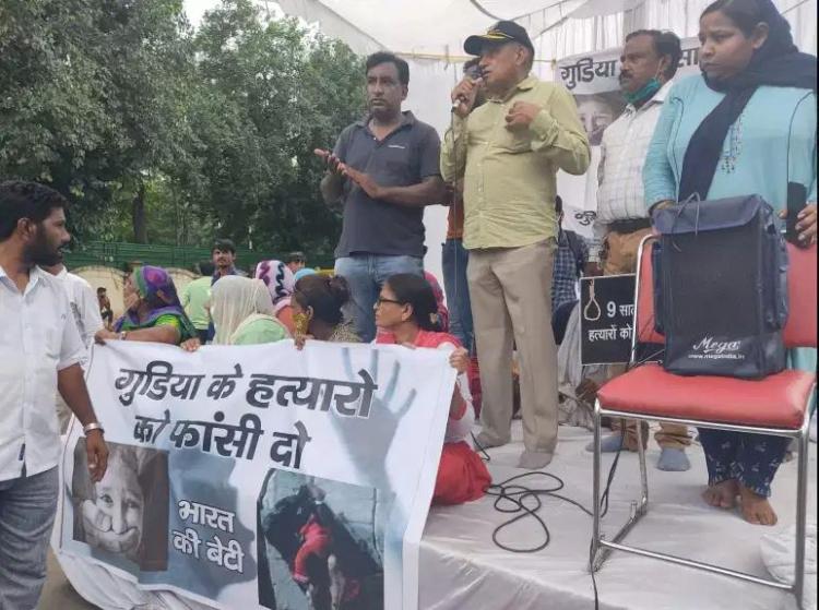 Kisah Pilu Gadis India Diduga Diperkosa, Dibunuh, dan Dikremasi Secara Paksa - Foto 1