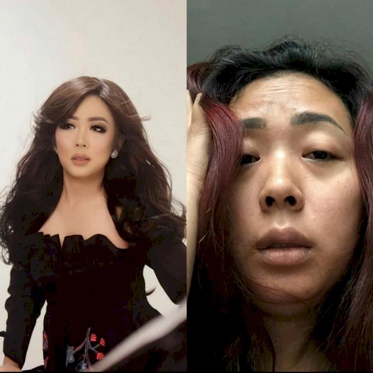 Bikin Pangling, 7 Potret Wajah Artis Indonesia Saat Tanpa Makeup - Foto 6