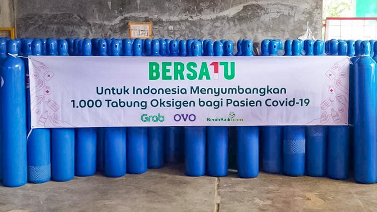 400 Ribu Pengguna Grab Berpartisipasi Donasikan Rp3,7 Miliar untuk Atasi Pandemi