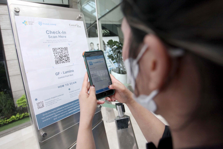 Fitur PeduliLindungi Bisa Diakses di Aplikasi Gojek hingga Jaki Mulai Oktober 2021