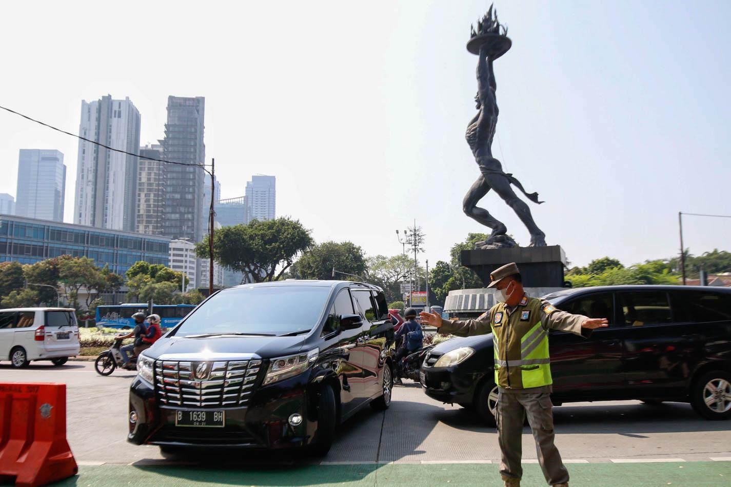 Awas! Hari Ini Langgar Ganjil Genap Jakarta Langsung Ditilang