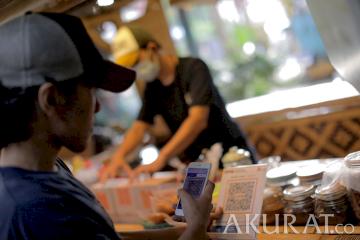 Bank Indonesia Targetkan 12 Juta Merchant Pengguna QRIS