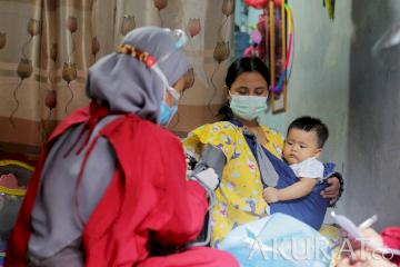 Monitoring dan Edukasi Ibu Menyusui Penyintas Covid-19