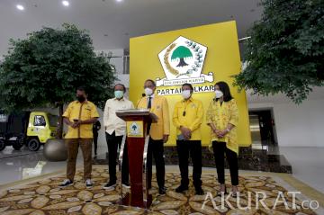 Tanggapan DPP Golkar Mengenai Pertumbuhan Ekonomi Indonesia 7,07 Persen