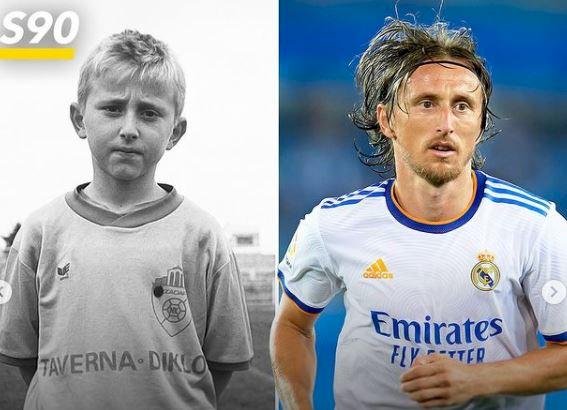 5 Potret Masa Kecil dan Sekarang Pemain Bola Eropa, Ada yang Beda Banget - Foto 2