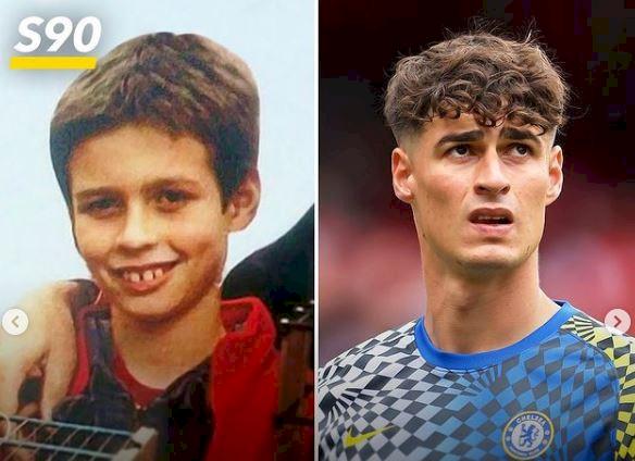 5 Potret Masa Kecil dan Sekarang Pemain Bola Eropa, Ada yang Beda Banget - Foto 4