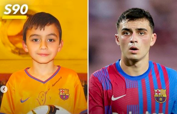 5 Potret Masa Kecil dan Sekarang Pemain Bola Eropa, Ada yang Beda Banget - Foto 5