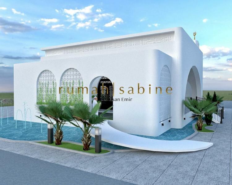 Dapat Rp500 Juta dari Deddy Corbuzier buat Amal, 7 Desain Masjid yang Bakal Dibangun Ivan Gunawan - Foto 4