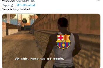 5 Meme Kocak Kekalahan Barca dari Bayern, Dan Terjadi Lagi... - Foto 5