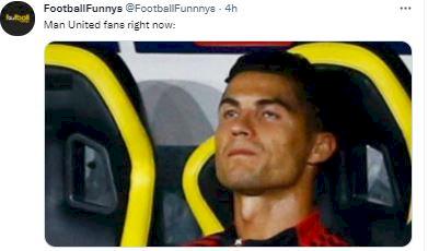 5 Meme Lucu MU Kalah dari Young Boys, Efek Ada Ronaldo - Foto 1