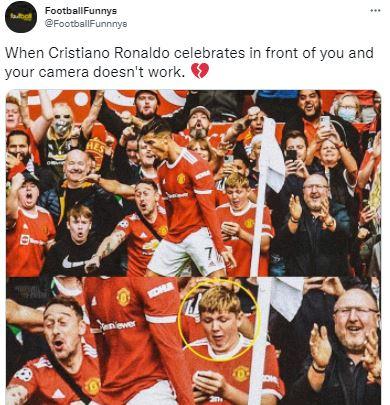 5 Meme Lucu Cristiano Ronaldo Tampil di Liga Champions, Jaminan Gol - Foto 4