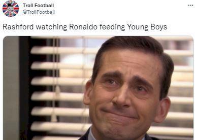 5 Meme Lucu Cristiano Ronaldo Tampil di Liga Champions, Jaminan Gol - Foto 3