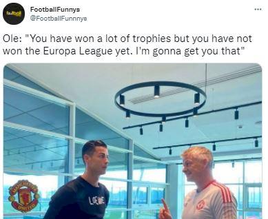 5 Meme Lucu Cristiano Ronaldo Tampil di Liga Champions, Jaminan Gol - Foto 5
