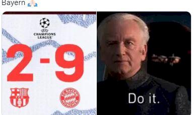 Meme Kocak Kembalinya Liga Champions, Arsenal Mana Nih - Foto 2