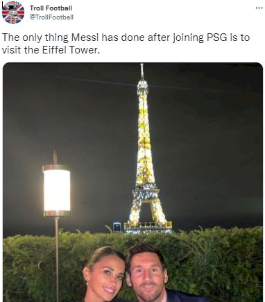 5 Meme Kocak Messi Tampil Buruk di PSG, Ditunggu Golnya... - Foto 1