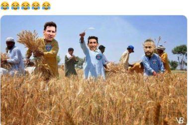 5 Meme Kocak Messi Tampil Buruk di PSG, Ditunggu Golnya... - Foto 2