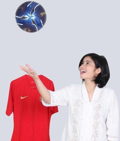 7 Foto Manis Rani Mulyasari, Gelandang Timnas Wanita Indonesia - Foto 1