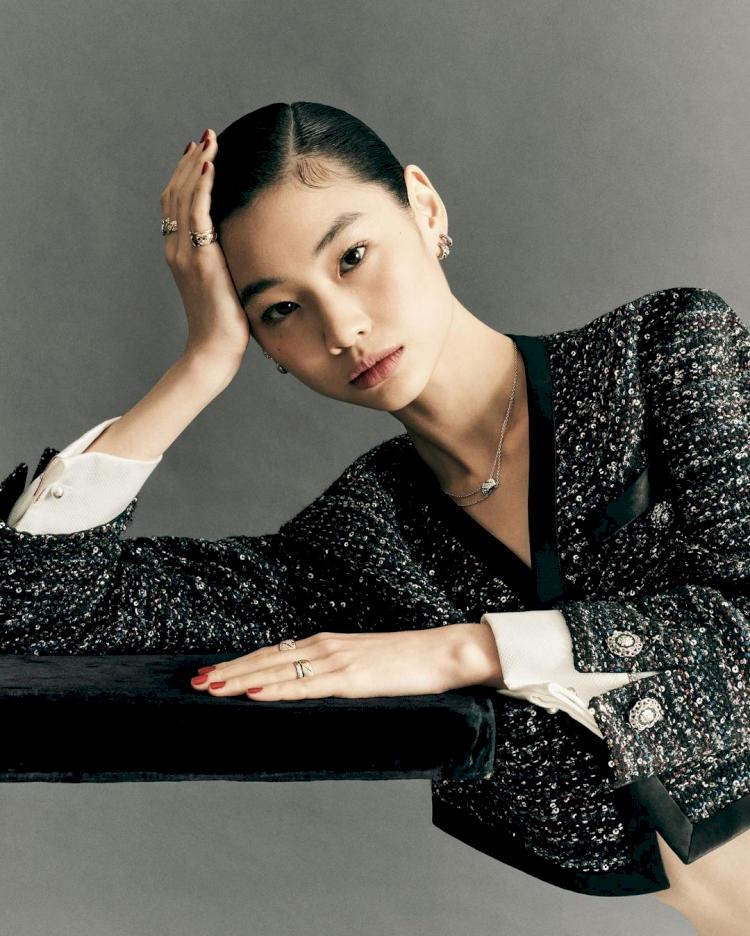 Potret Cantik Model Jung Ho Yeon Kekasih Lee Dong Hwi - Foto 2