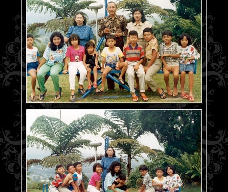 Meninggal Dunia, 7 Potret Kenangan Mertua SBY Bareng Keluarga - Foto 2