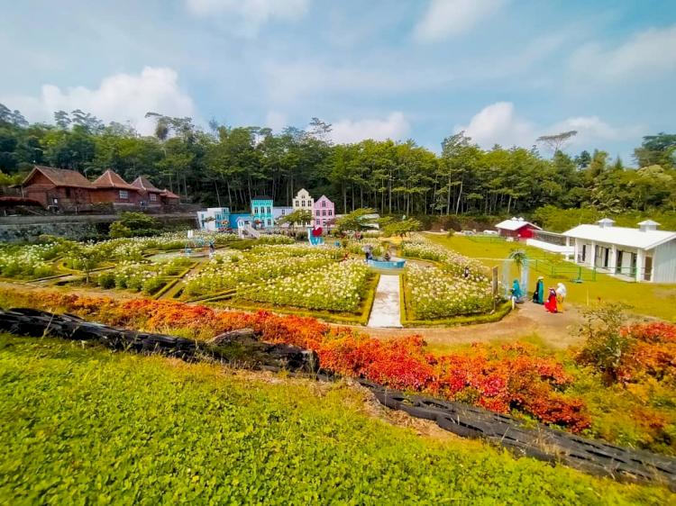 6 Destinasi Wisata di Kabupaten Wonosobo yang Tak Boleh Dilewatkan - Foto 6