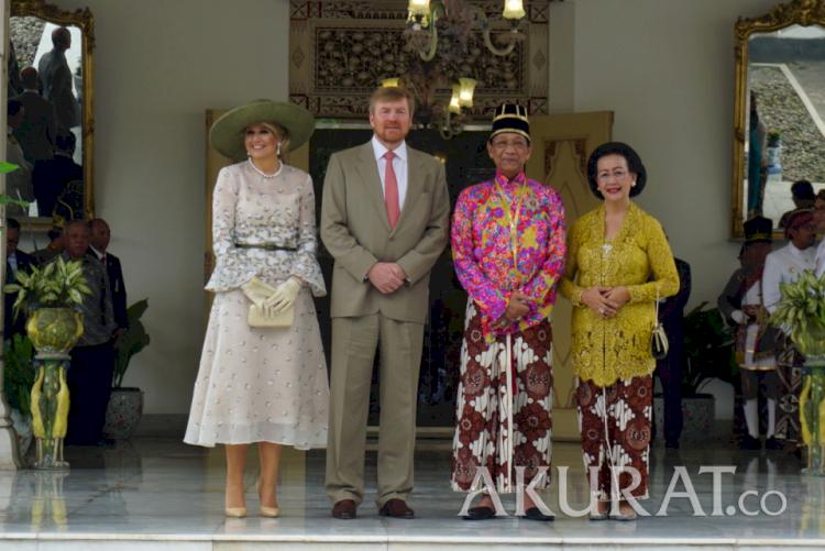 Mengenal Jejak Belanda dalam Keraton Yogyakarta - Foto 3