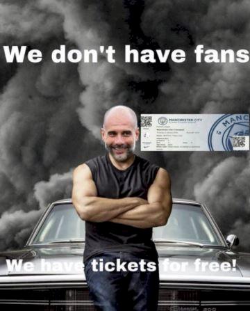 5 Meme Kocak Kemenangan Man City 6-1 atas Wycombe, Ada yang Senasib - Foto 3