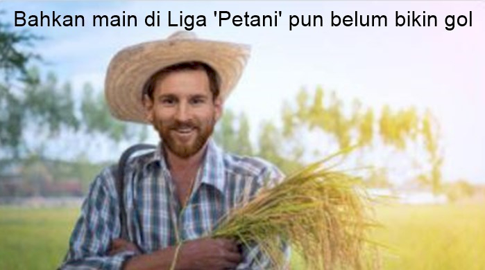 Lagi Nih, 5 Meme Kocak Messi Belum Ngegolin di PSG - Foto 3