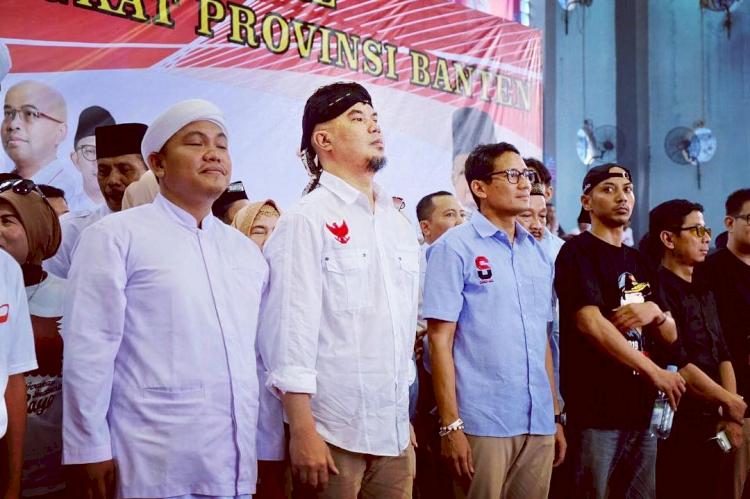 Selain Giring Ganesha, Ini Deretan Vokalis Band yang Terjun ke Politik - Foto 4