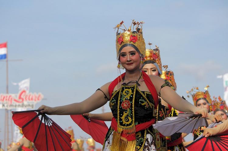 Bukan Hanya Reog, Festival Gandrung Sewu Juga Sudah Mendunia - Foto 1