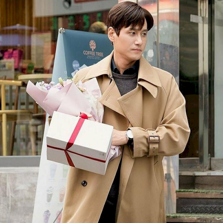 Deretan Aktor Korea yang Makin Ganteng di Usia 40 an - Foto 4