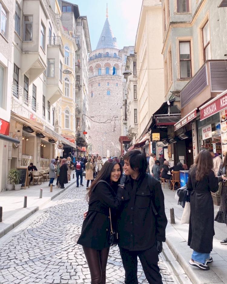 Dari Kesha Ratuliu Hingga Kevin Aprilio, Inilah 6 Selebriti Tanah Air yang Berlibur ke Turki - Foto 6