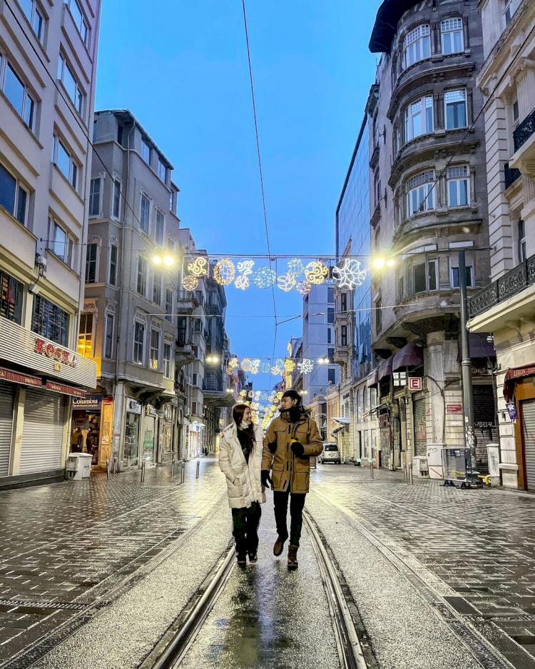 Dari Kesha Ratuliu Hingga Kevin Aprilio, Inilah 6 Selebriti Tanah Air yang Berlibur ke Turki - Foto 3