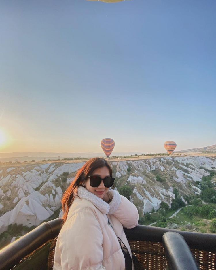 Dari Kesha Ratuliu Hingga Kevin Aprilio, Inilah 6 Selebriti Tanah Air yang Berlibur ke Turki - Foto 4