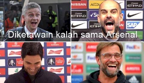 5 Meme Kocak Tottenham Hotspur yang Sekarang Lagi Loyo - Foto 1