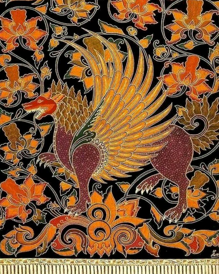 Indah Banget Ini 5 Motif Batik Bali yang Wajib Kamu Ketahui - Foto 2