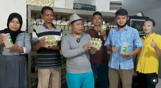 Banting Stir Jadi Petani, 7 Potret Terbaru Komedian Narji - Foto 7