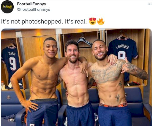 5 Meme Kocak PSG vs Manchester City, Laga El Cashico - Foto 1